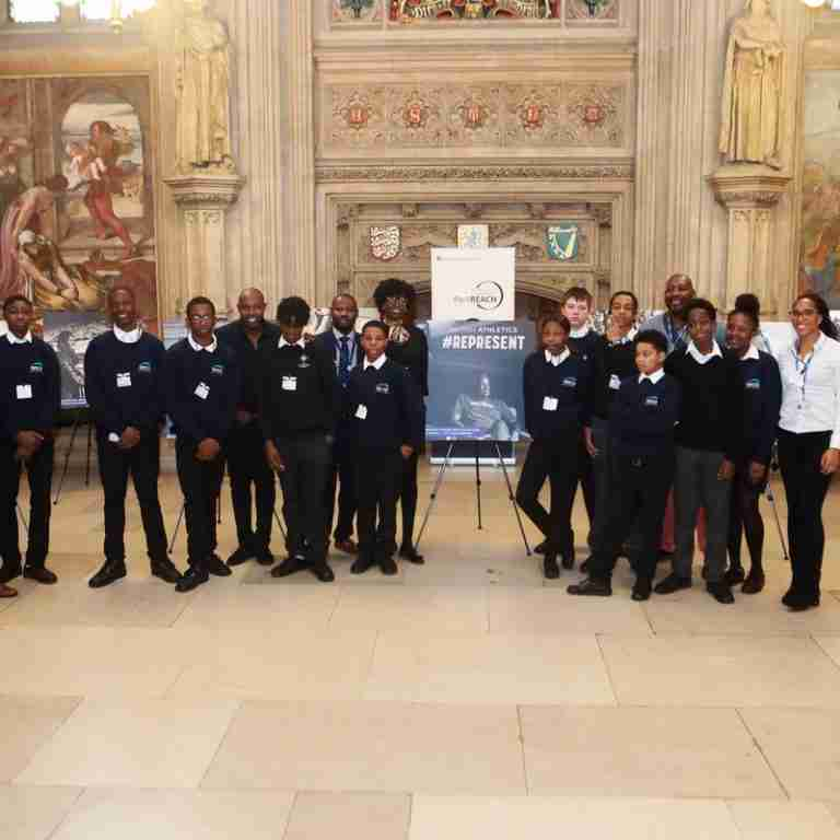 Arco Academy visit Houses of Parliament