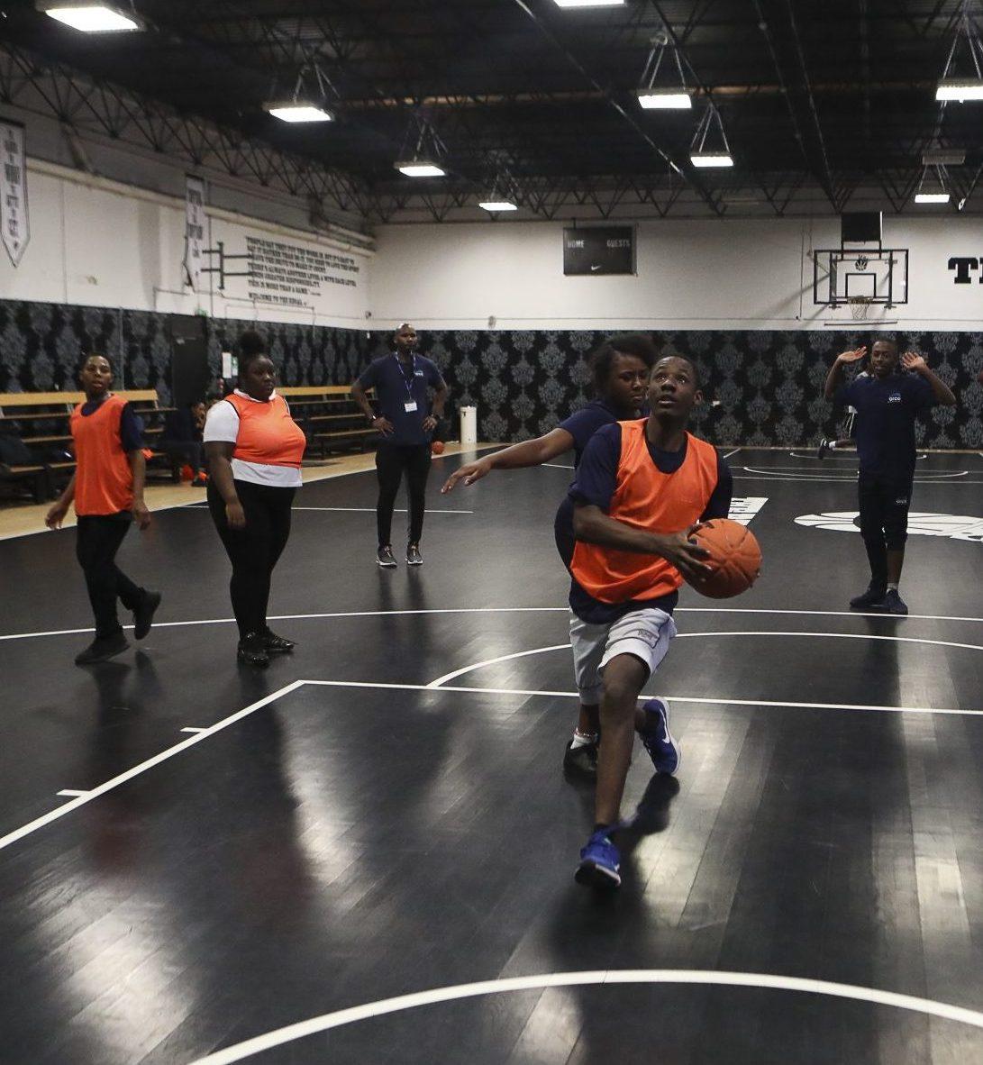 arco academy basket ball