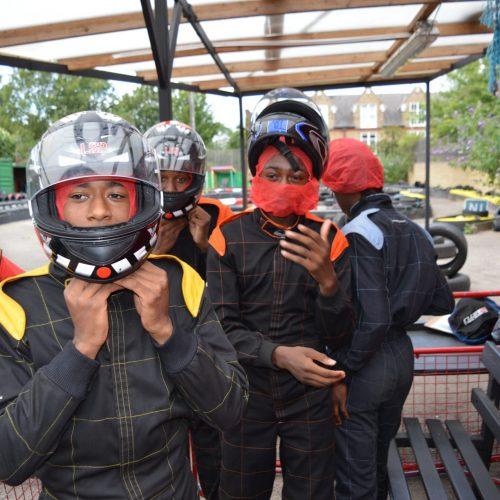 Arco Academy students