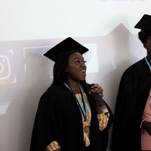 Arco Academy students graduation