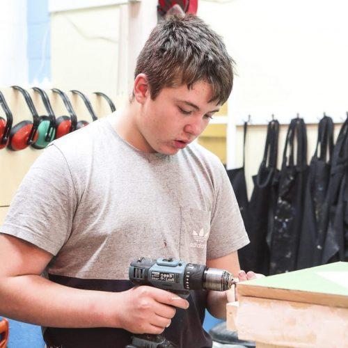 arco academy carpentry