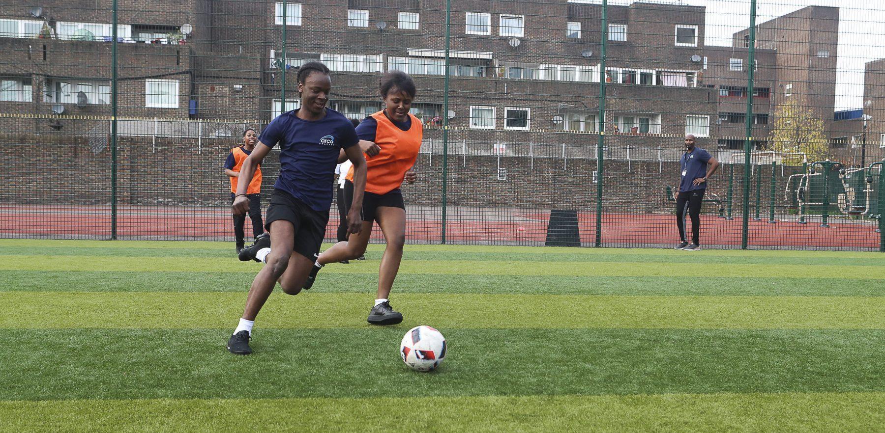 arco academy - football